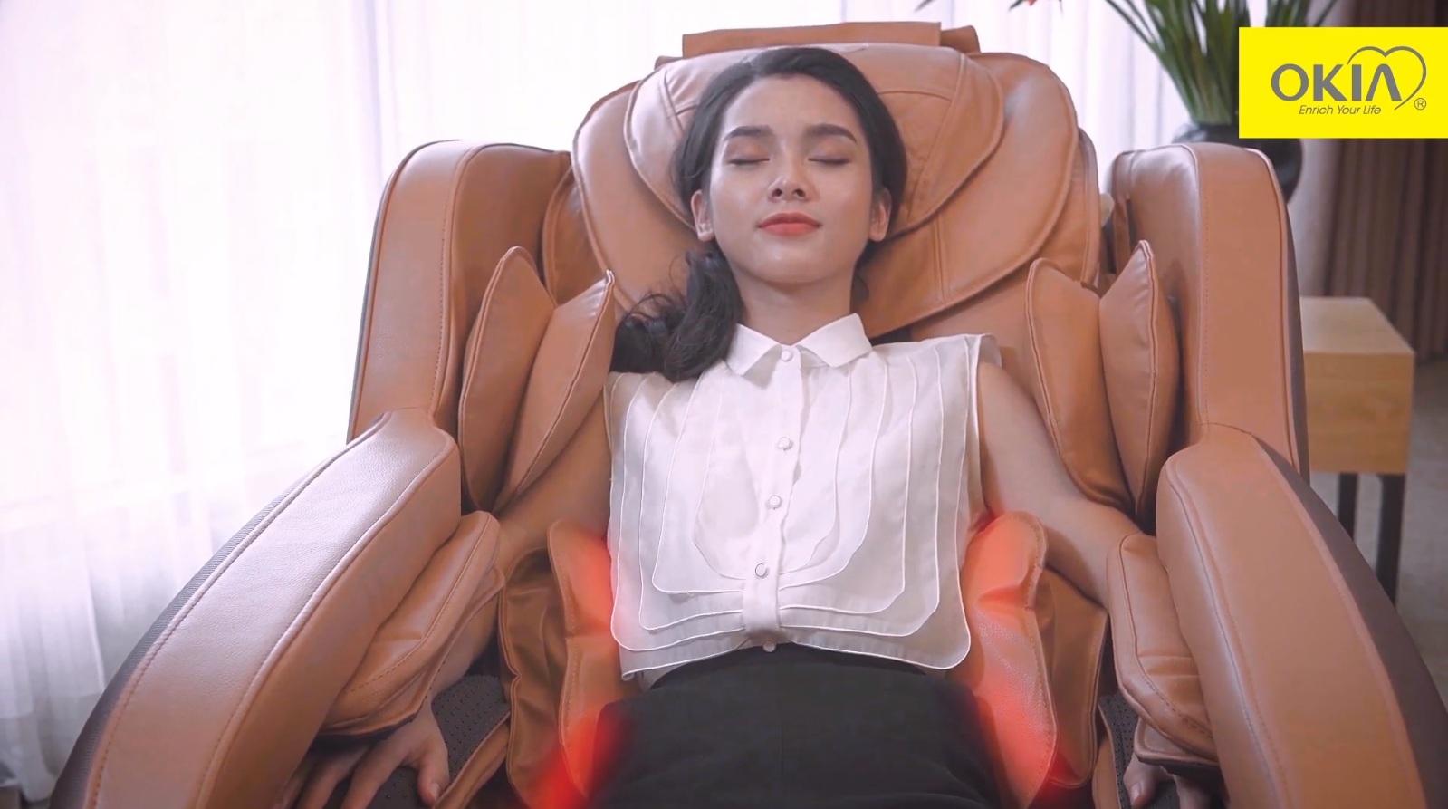 ghế massage OKIA