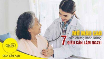 7 điều nên làm ngay hôm nay để ngăn ngừa mỡ máu